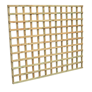 Square Trellis Panels