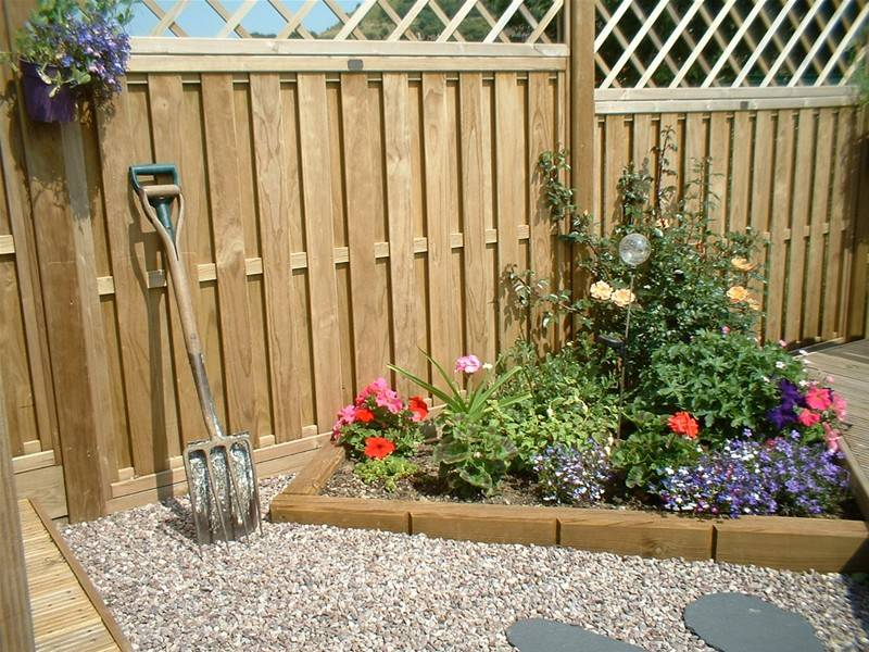 Fencing and Landscaping example by Cheshire Fencing & Landscaping Warrington